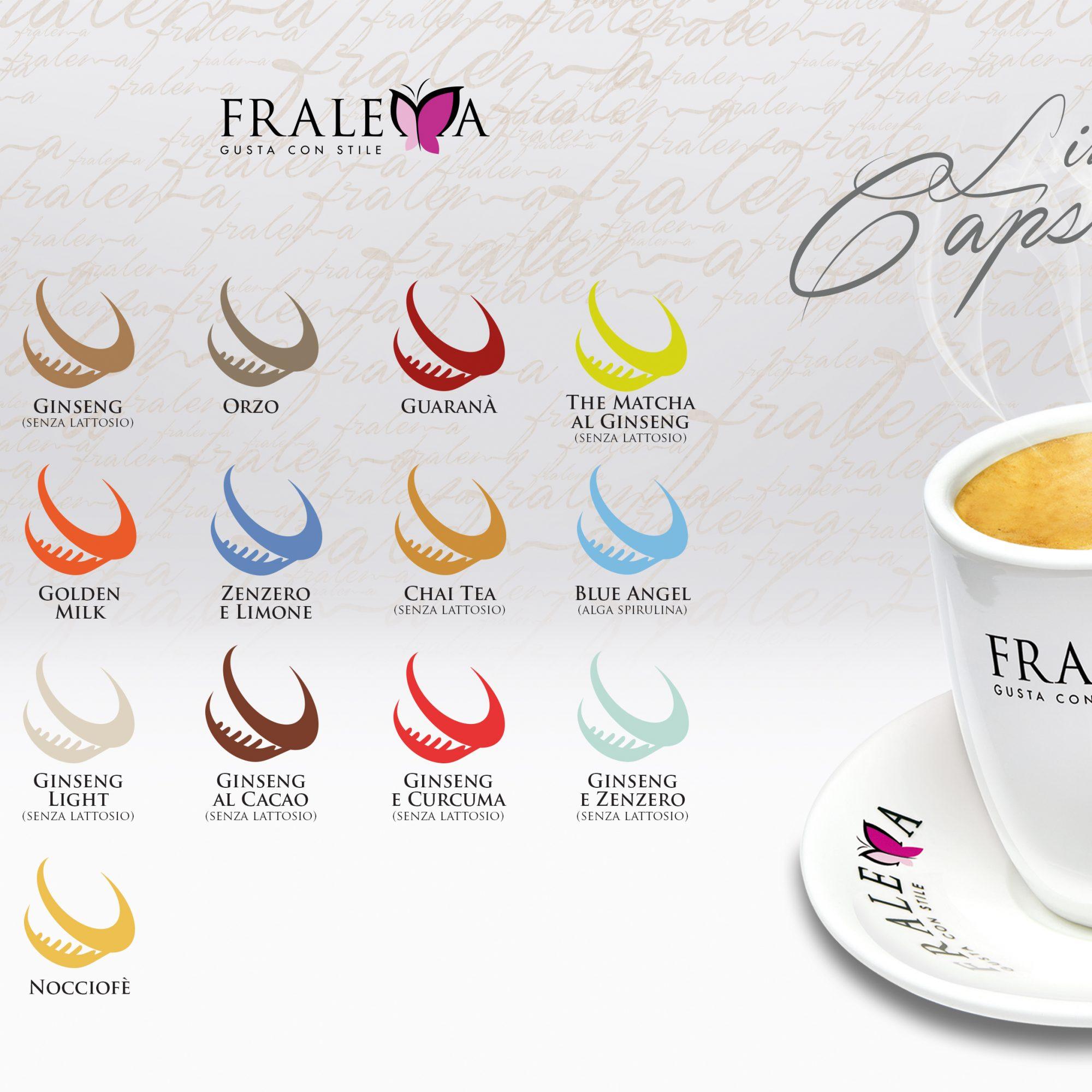 fralema_prodotti per la caffetteria_i caldi_linea capsule_mono uso