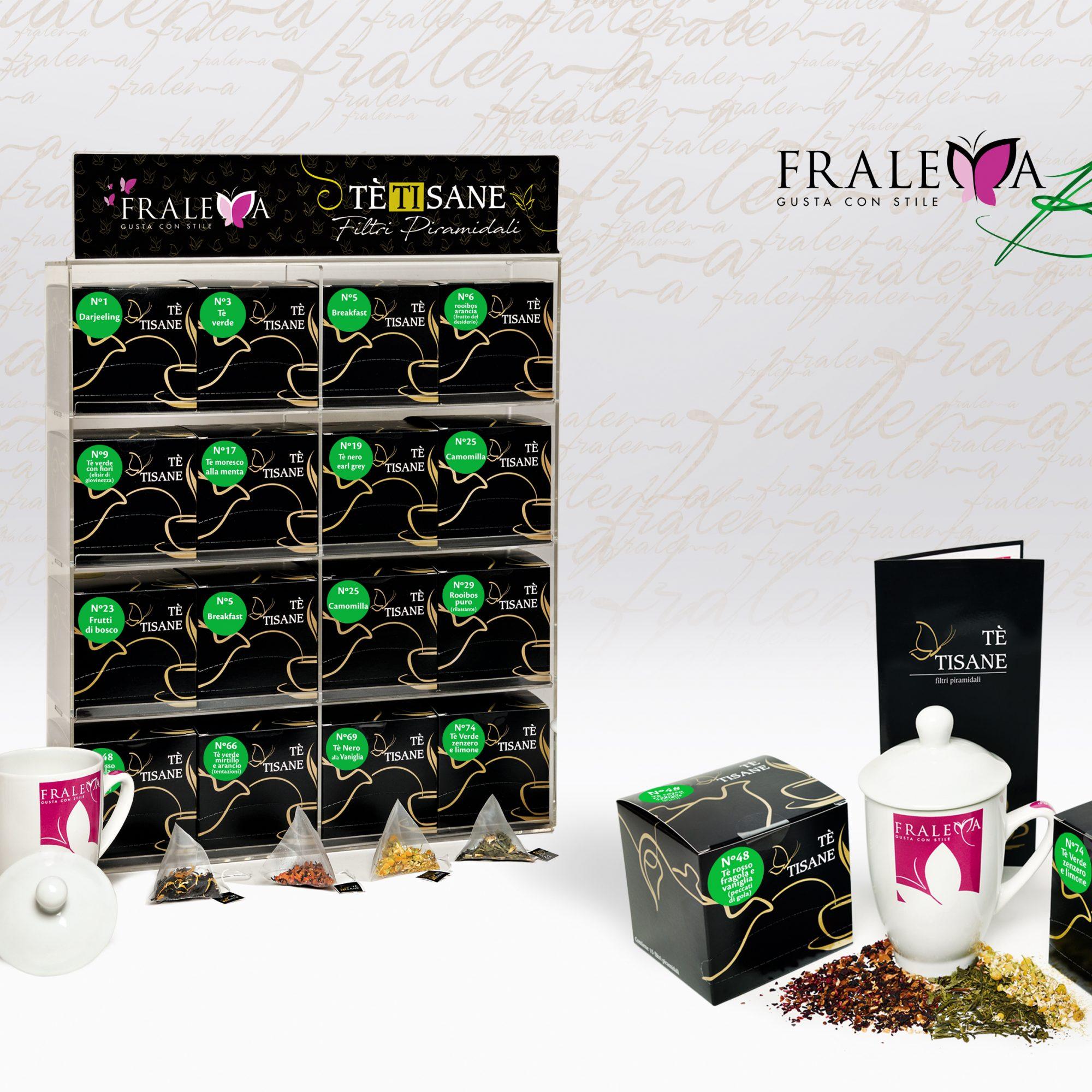 fralema_prodotti per la caffetteria_i caldi_tè_tisane bio_filtri piramidali