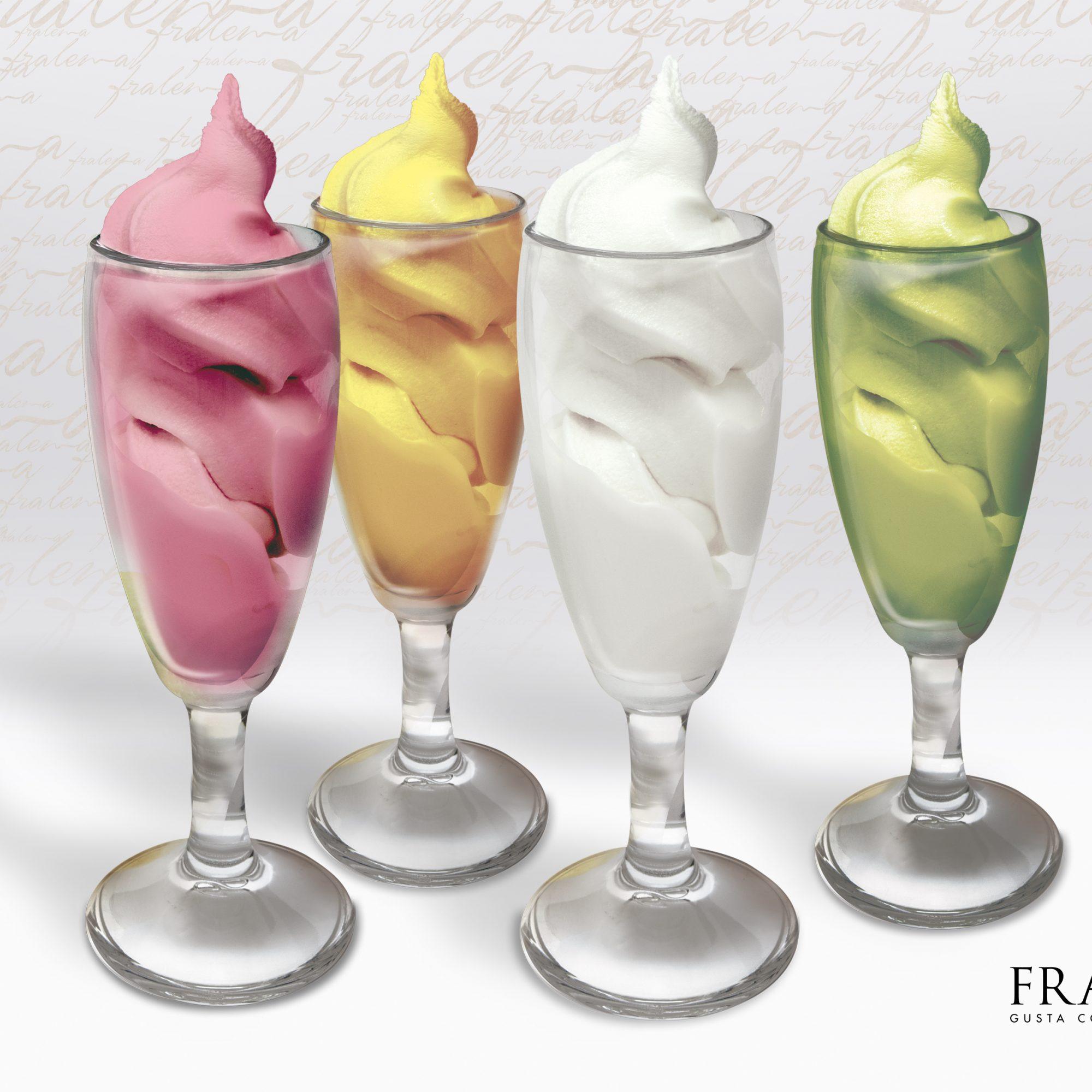 fralema_prodotti per la caffetteria_i freddi_lemon cream_mandarin cream_apple cream_strawberries cream