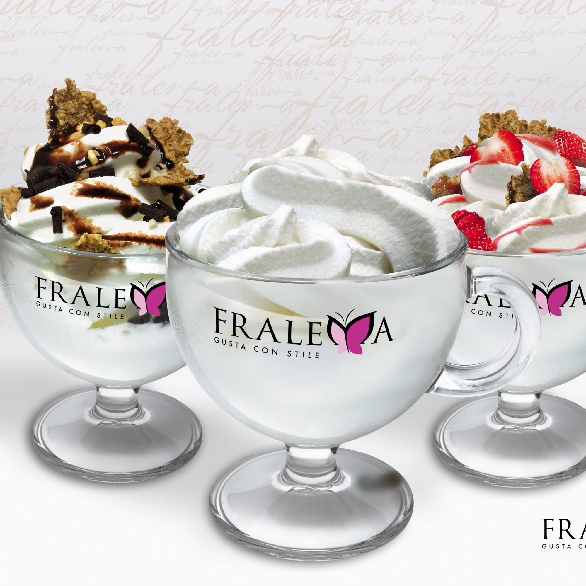 fralema_prodotti per la caffetteria_i freddi_yogurt neutro_yogurt fragole_yogurt scaglie cioccolato granella nocciola topping cioccolato